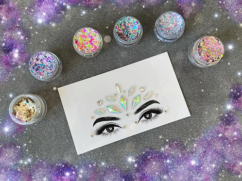 Glitter Bar and Gem Party! (no Paint) $150
