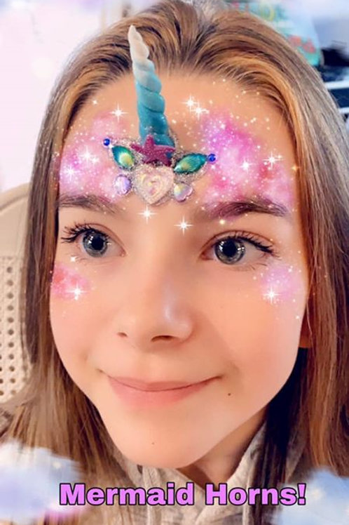 Unicorn or Dragon Horns with Glitter Party!!! (no Paint)