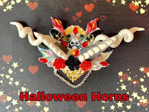 Halloween Horns
