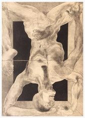 """""""Self Contained Etching & Aquatint 19""""x 13""""  1994"""