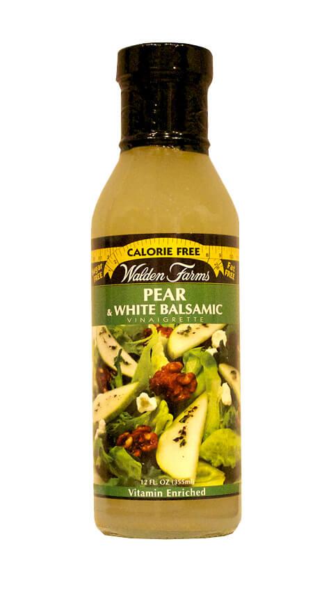Pear & White Balsamic