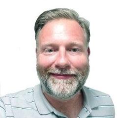 Alcohol counsellor Paul Carrington-Gretton