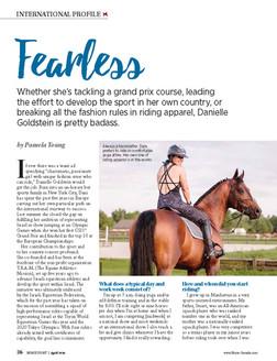 Horse Sport magazine -1