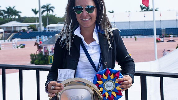 Dani Goldstein in GCT Miami
