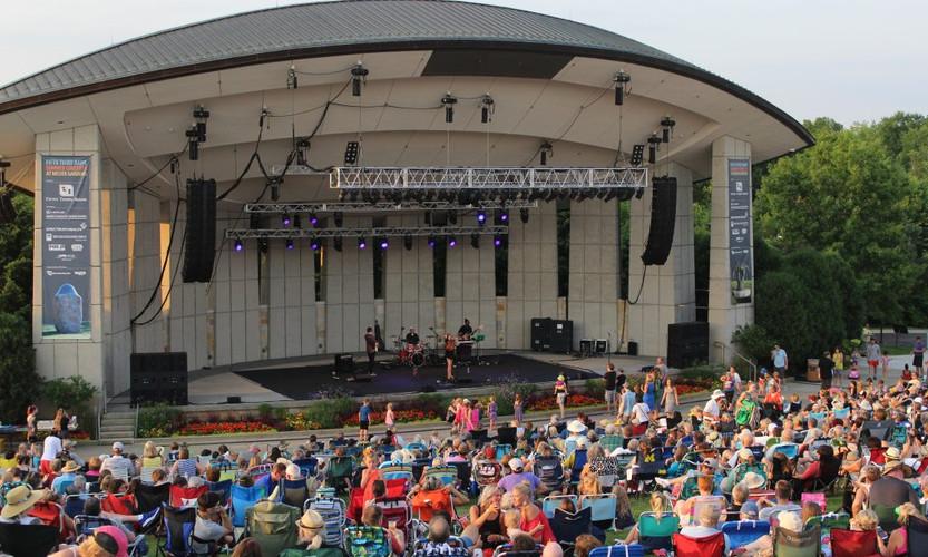 Meijer Gardens Ampitheatre Summer Concert Series