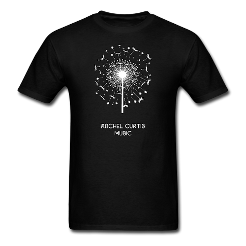 Dandelion T-Shirt (Black)