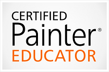 white-Certified_Painter_Educator_badge (
