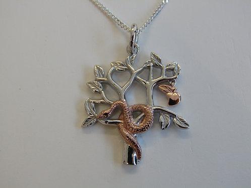 Garden of Eden pendant