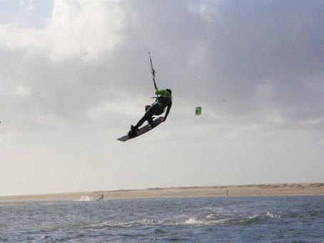 Tarifa: kitesurfová Mekka Evropy