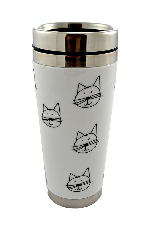 TASSE THERMOS CHATS