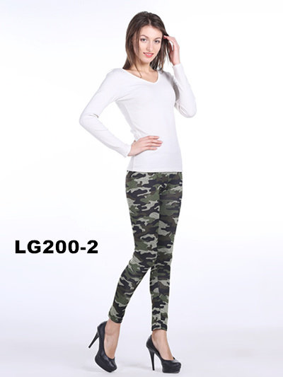 LEGGING CAMOUFFLAGE LÉGER
