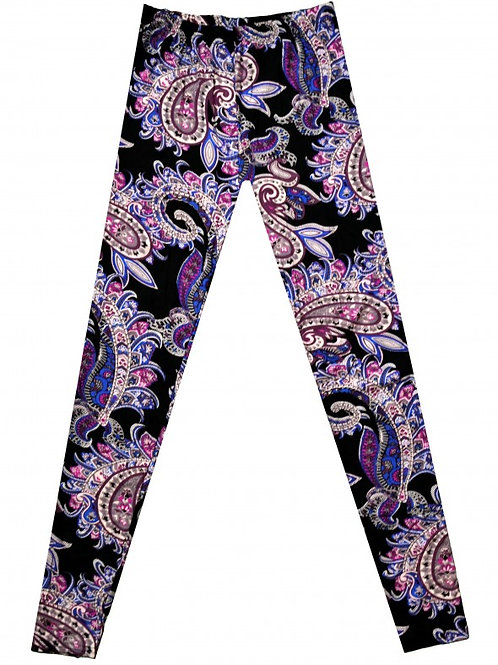 LEGGING PAISLEY ROSE