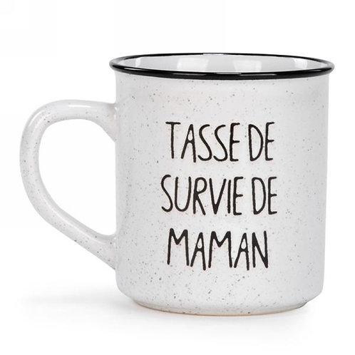 TASSE DE SURVIE
