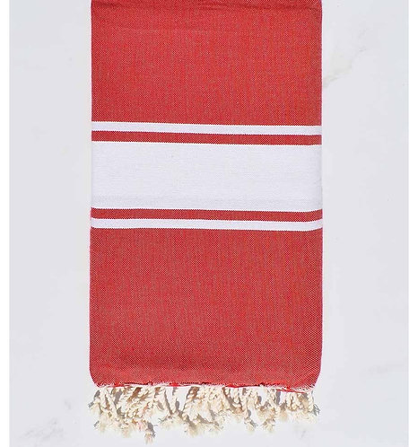 FOUTA CALET TOMATE