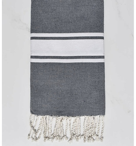 FOUTA CALET GRISE