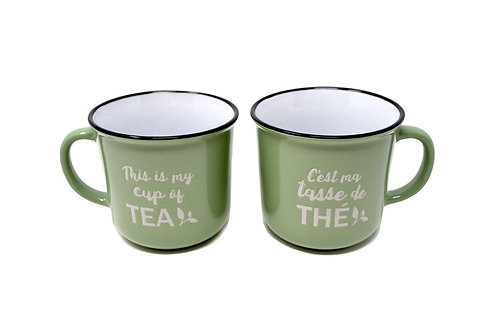 Tasse ''C'est ma tasse de thé''