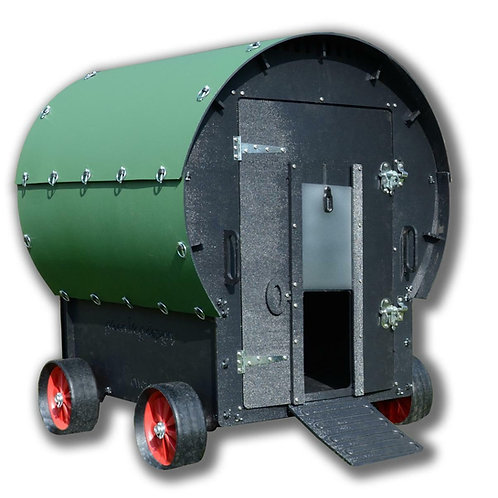GreenFrog Chicken Wagon