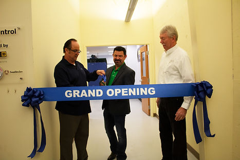 Tolzdorf, Santora, Kosky Ribbon Cutting.