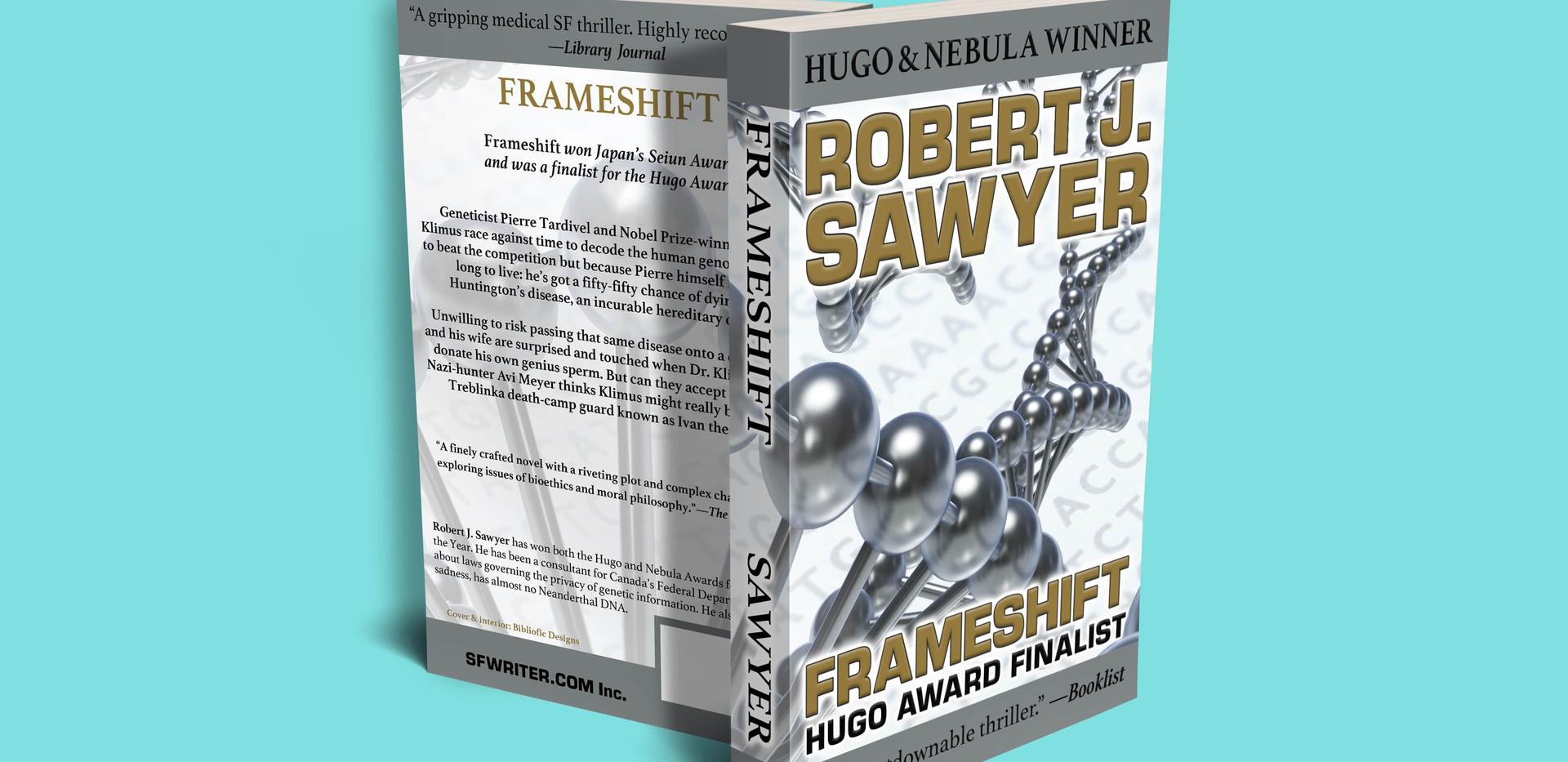 Frameshift by Robert J. Sawyer