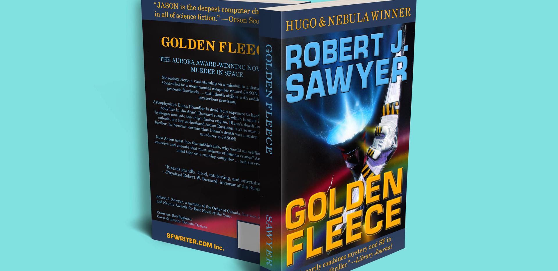 Golden Fleece by Robert J. Sawyer