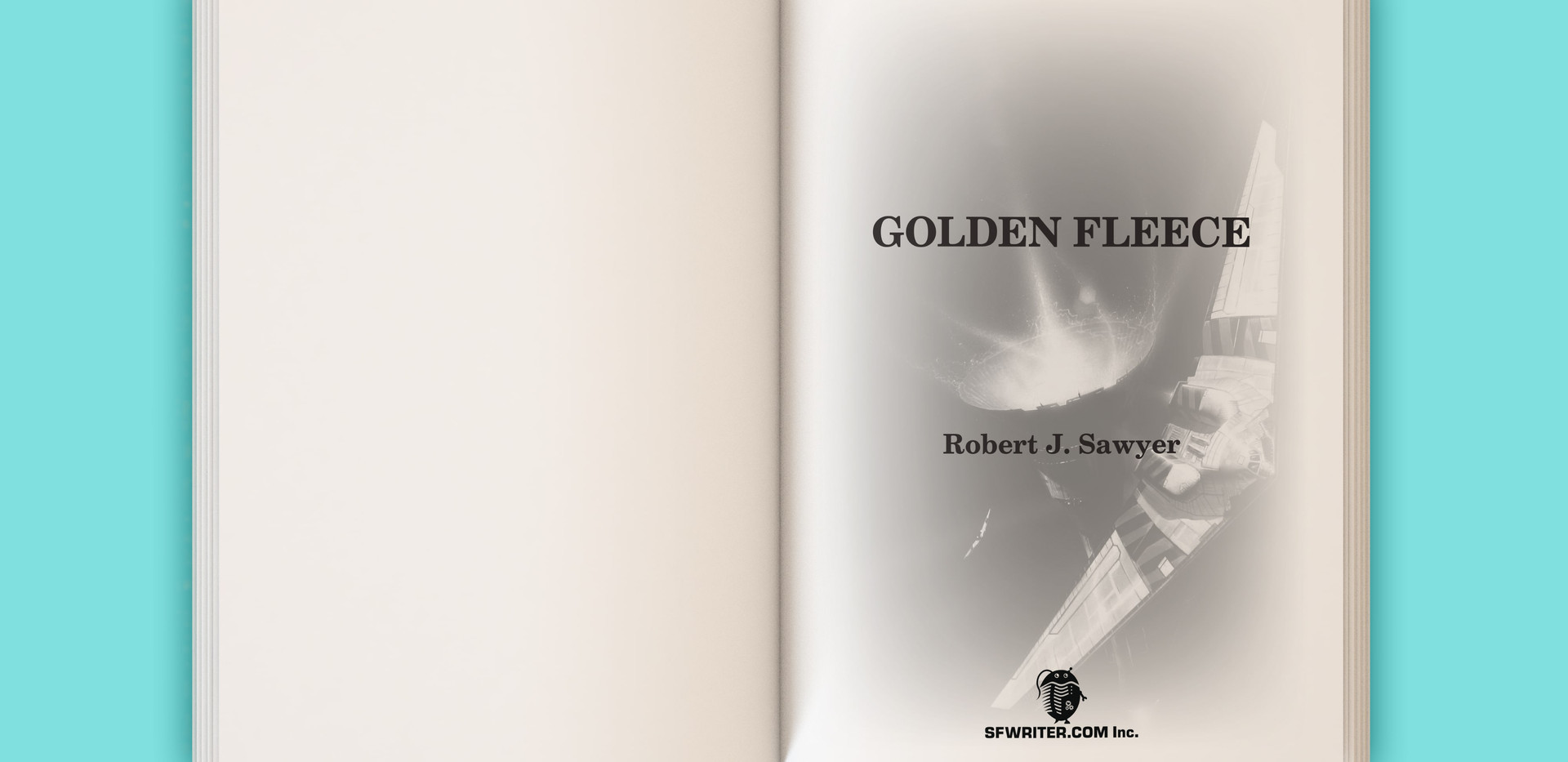 Golden Fleece Title Page