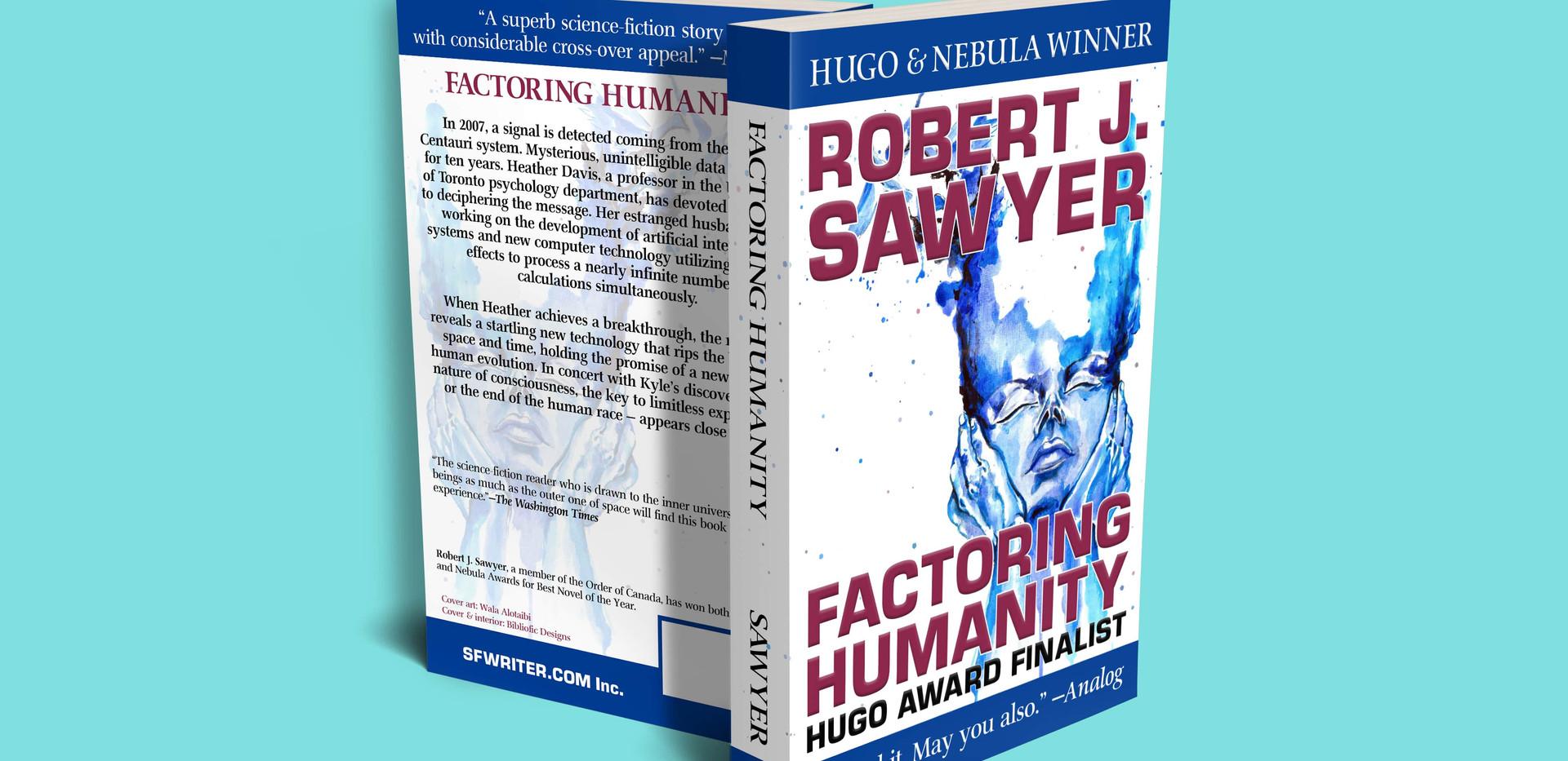 Factoring Humanity by Robert J. Sawyer