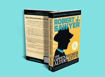 The Oppenheimer Alternative by Robert J. Sawyer