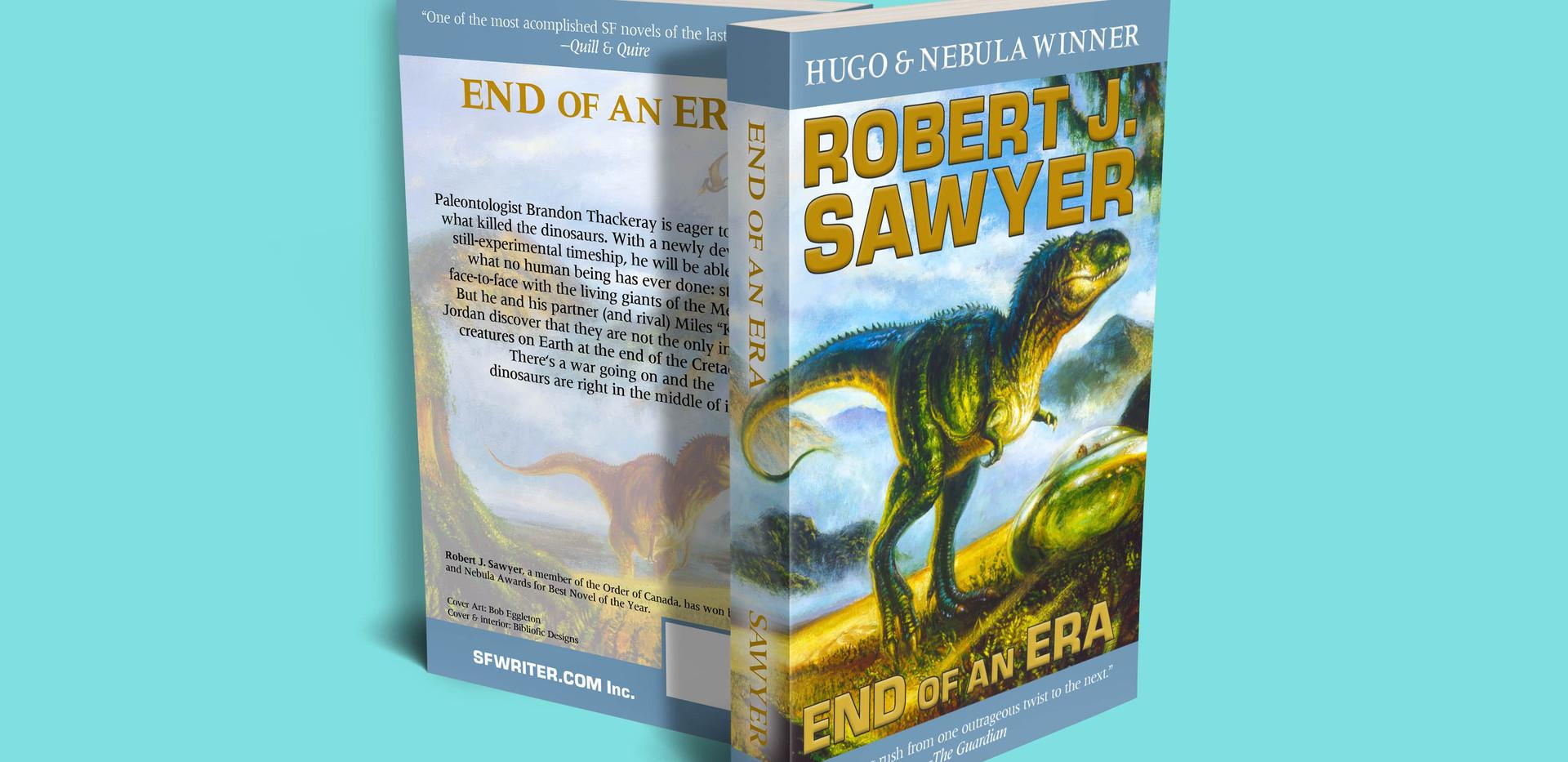 End of an Era by Robert J. Sawyer