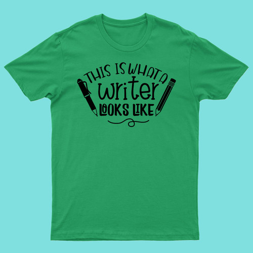 this is what a writer looks like T-shirt