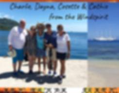 private Huahine cruise ship testimonial