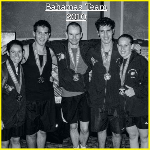 Bahamas Team 2010
