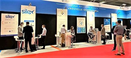 EASYPICS au salon solutions - stand nouv