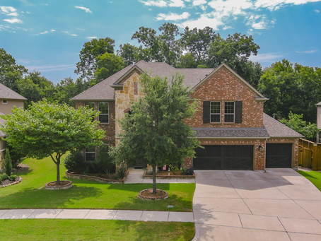 Under Contract in Winding Creek, McKinney, TX