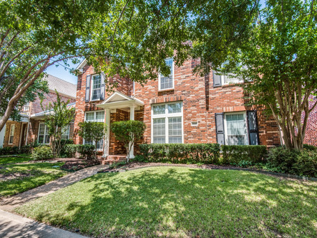Just Listed in Carrollton, TX
