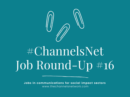#ChannelsNet Jobs Round-up 16