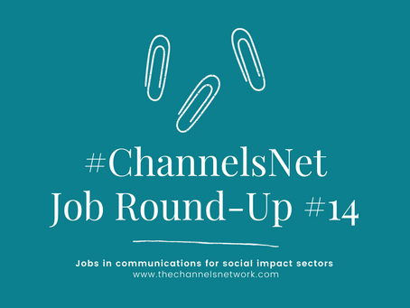 #ChannelsNet Jobs Round-up 14