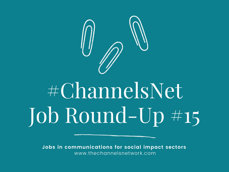 #ChannelsNet Jobs Round-up 15