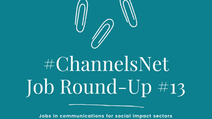 #ChannelsNet Jobs Round-up #13