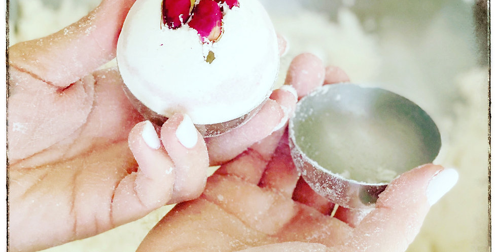 aromatherapy bath bomb recipe