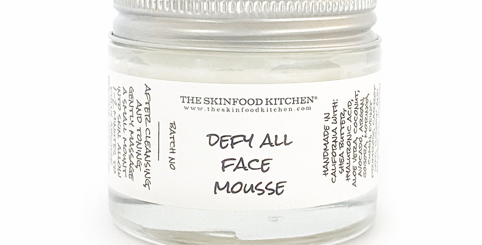 defy all  face mousse