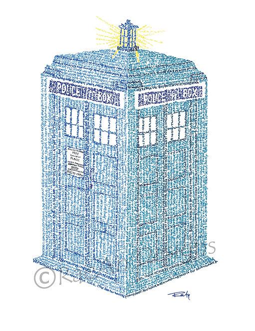 "Tardis (""The Doctor's Wife"")"