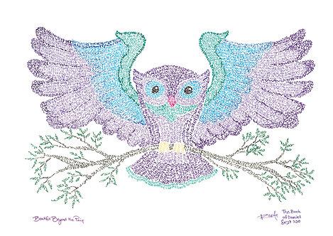 Owl: Beautiful Beyond the Pain
