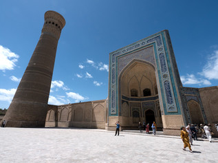 In Uzbekistan, I am a Khitanese