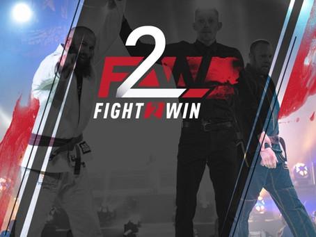 Fight 2 Win Hits Houston!