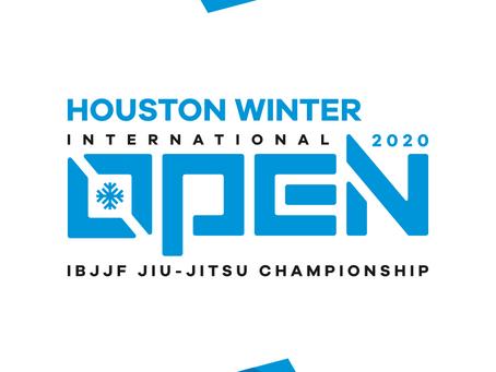 IBJJF Houston Open March 2020