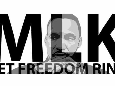 MLK Day Academy Closure!