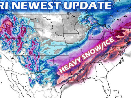 Winter Storm Uri // Update February 17th