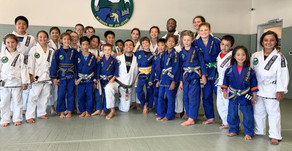Youth Belt Ceremony