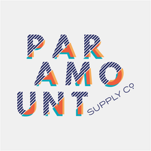 Layered Text Stacked Design _ Paramount-