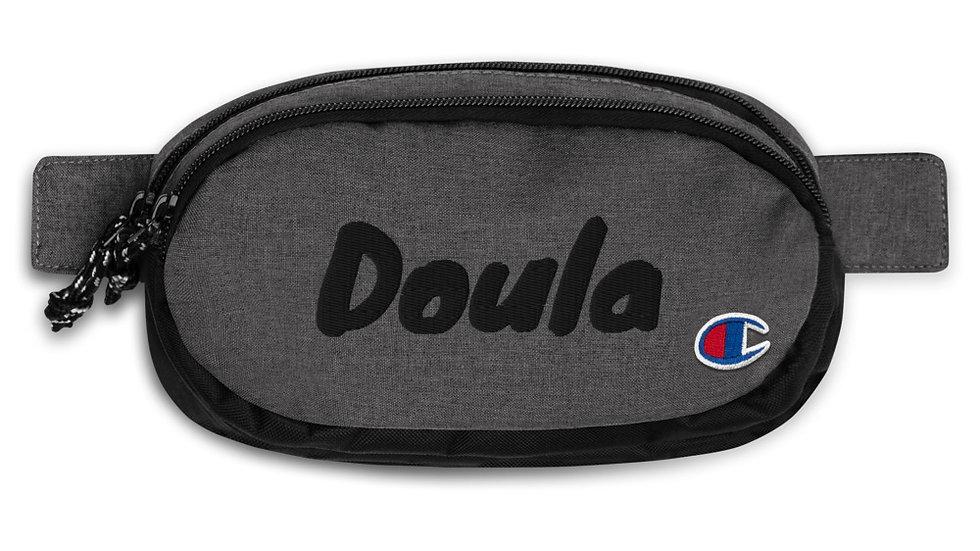 "Champion ""Doula""  fanny pack"
